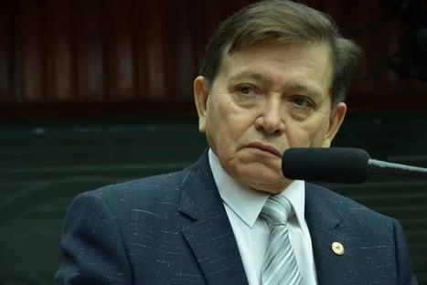 Deputado estadual morre de Covid-19 na Paraíba