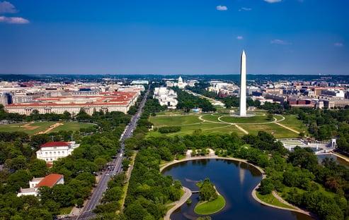 Covid: capital dos EUA anuncia volta à normalidade