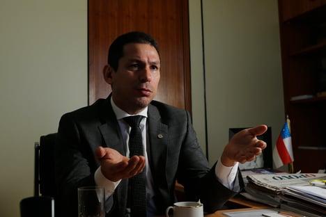 """Marcelo Ramos faz apelo para sanção do Orçamento: """"Interesses do povo devem vir acima de tudo"""""""