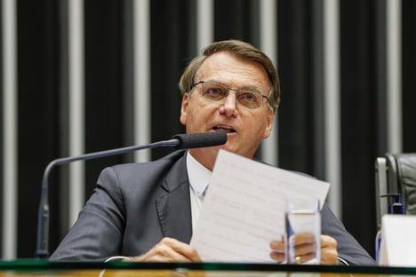 Em 2007, Bolsonaro defendeu decisão do STF para obrigar Câmara a abrir CPI