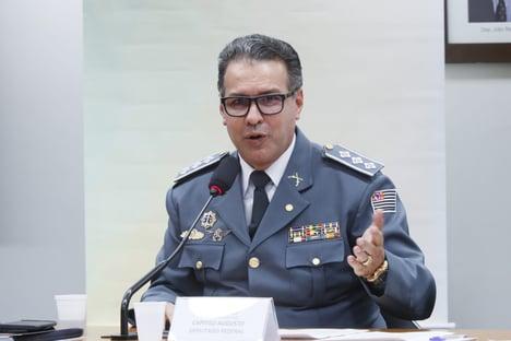 Deputado apresenta emenda à PEC Emergencial para excluir policiais de congelamento