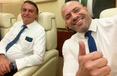 Bolsonaro deve negociar punição mais branda a Silveira no Conselho de Ética
