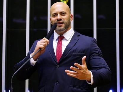 Daniel Silveira deve ser o primeiro réu no inquérito dos atos antidemocráticos