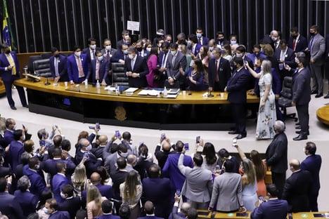 O pai dos Bolsonaro tchutchucas é o Centrão e a mãe é a Joana