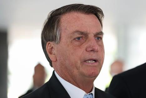 """Bolsonaro nega interferência na Petrobras: """"Na mesma linha que na questão da PF"""""""