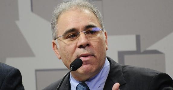 Novo lote de 100 milhões de doses da Pfizer é para 2022, diz Queiroga