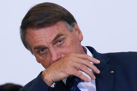 Bolsonaro marca novamente gravação de pronunciamento