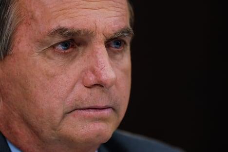 Auxiliares de Bolsonaro temem que ele não possa concorrer em 2022