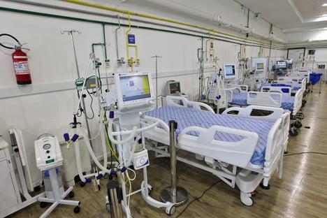 Brasil pode ter 5 mil mortes por dia