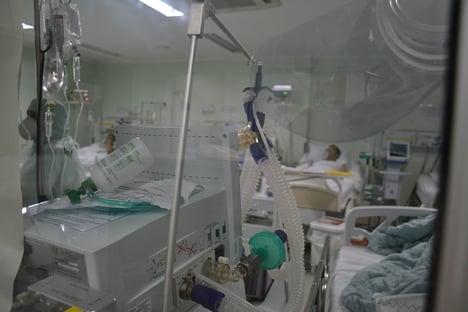 São Paulo registra novo recorde de mortes em 24 horas