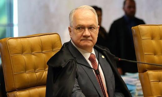 Urgente: Fachin proíbe PF de investigar Toffoli