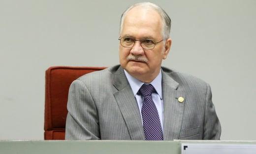 Fachin concede prisão domiciliar a homem do dinheiro do esquema de Witzel