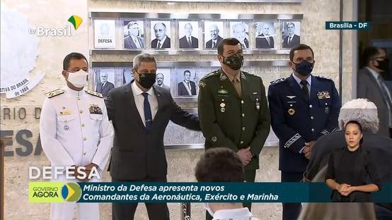 Braga Netto reúne Alto Comando
