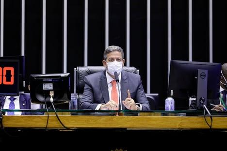 """Lira anuncia """"tramitação especial"""" para a PEC Emergencial"""