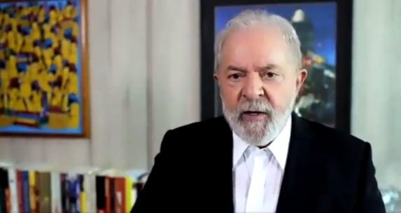 Lula em Brasília