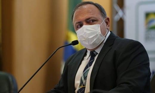 Pazuello mostrou nervosismo em treino do Planalto para depor na CPI