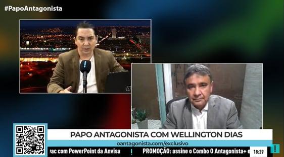 Wellington Dias defende que toda vacina adquirida deve compor Plano Nacional de Imunização