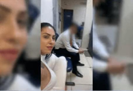 Mãe do menino Henry tirou selfie na delegacia no dia do depoimento