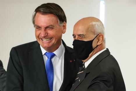 Ramos diz que manifestações de apoio dão força a Bolsonaro