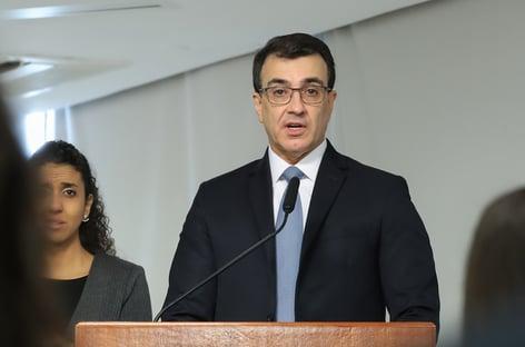 Novo chanceler terá conversa com diretor-geral da OMS