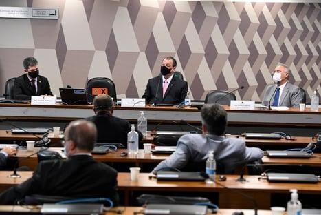 Governadores questionam pedidos de informação da CPI da Covid