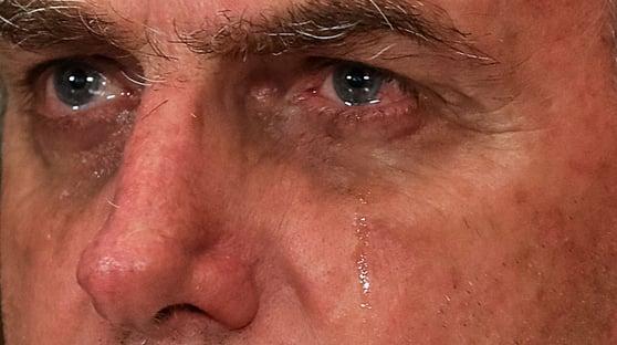 Bolsonaro e o choro de perdedor