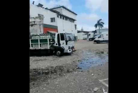 Fábrica de oxigênio da White Martins explode em Fortaleza