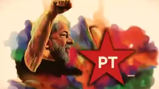 A velha campanha de Lula já está na rua
