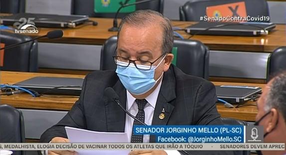 Senadores vão ao STF para tentar tirar Renan da relatoria da CPI