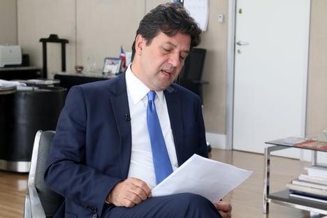 Mandetta: produção de vacinas na Fiocruz vai deslanchar