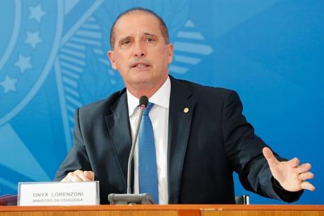 Ministro Onyx Lorenzoni entra na mira da CPI da Covid