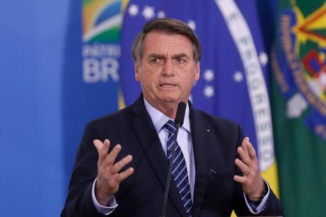 Bolsonaro: não queremos desafiar ninguém, mas vão nos respeitar