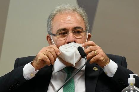 Queiroga diz que terá reunião com Carlos França e embaixador da China