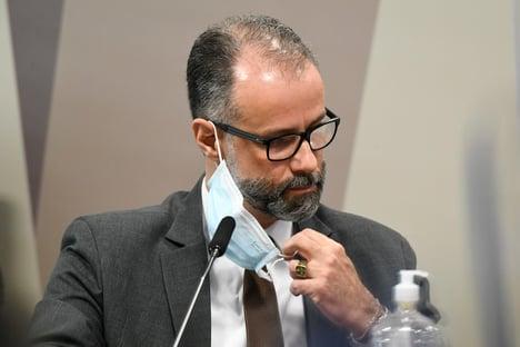 Presidente da Anvisa fala à CPI sem medo de desagradar a Bolsonaro