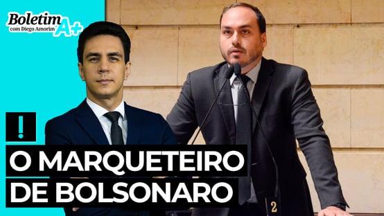 Boletim A+: o marqueteiro de Bolsonaro