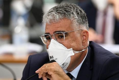 CPI da Covid: Girão insiste na convocação do diretor-geral da PF