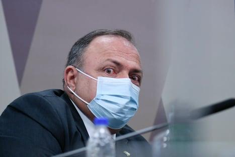 Advogado de Pazuello vai ao STF contra quebra de sigilo
