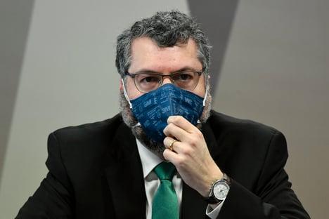 """""""Simplesmente disse a verdade"""", diz Ernesto, sobre acusação contra Kátia Abreu"""