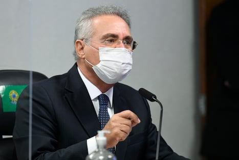 Reconvocação de Pazuello não é uma prioridade da CPI, diz Renan