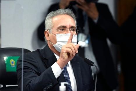 Renan Calheiros pede que jogadores boicotem Copa América