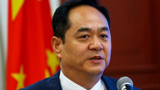 Embaixador chinês usa metáfora para comemorar bombardeio de Ernesto na CPI