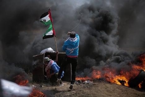 Após semana com quase 200 mortes, Israel volta a bombardear Gaza