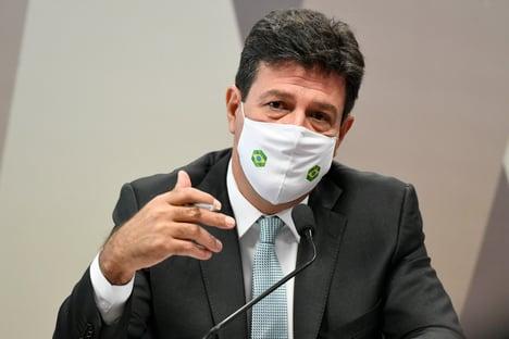 'Foi uma decisão de Bolsonaro seguir por um caminho errado', diz Mandetta