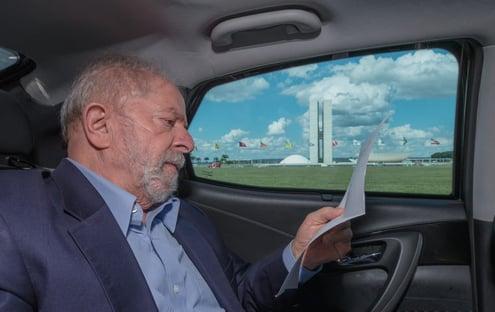 Ninguém precisa de você, Lula