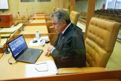 """Marco Aurélio acusa Fux de """"interceptar"""" petição dirigida a seu gabinete"""