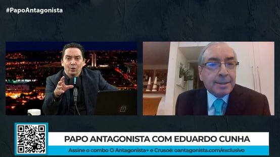 Cunha usa mensagens dos hackers, mas questiona autenticidade de diálogos seus com Léo Pinheiro