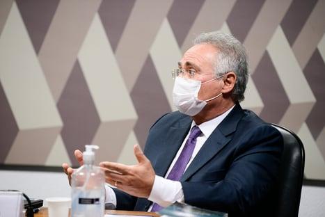 Decisão do STF não anula fala de Pazuello na CPI, afirma Renan