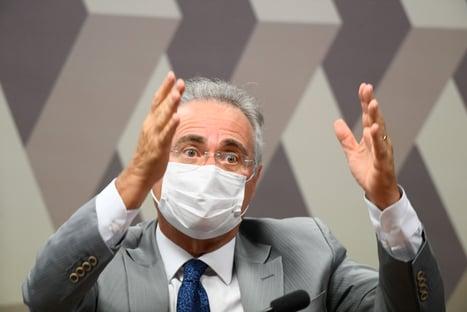 Renan questiona Queiroga sobre novas aglomerações de Bolsonaro