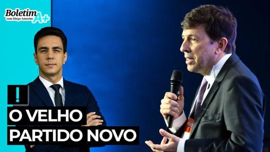 Boletim A+: o velho partido Novo