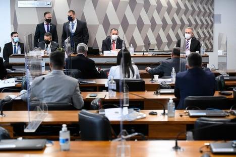CPI da Covid derruba sigilos de documentos considerados de acesso restrito pelo Planalto